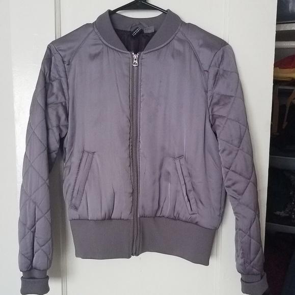 5e5d9f776 Purple bomber jacket